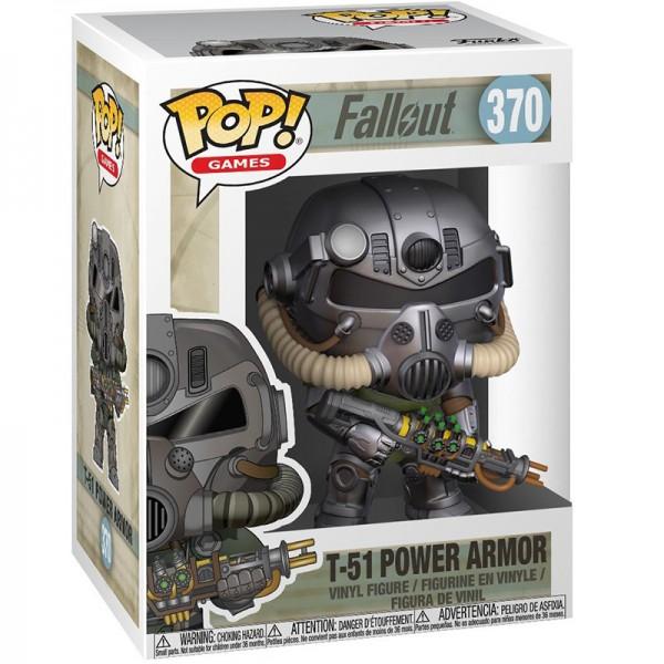 Фигурка Funko POP! Vinyl: Games: Fallout S2: T-51 Power Armor