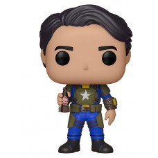 Фигурка Funko POP! Vinyl: Games: Fallout S2: Vault Dweller Male