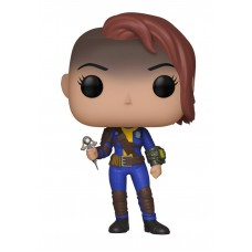 Фигурка Funko POP! Vinyl: Games: Fallout S2: Vault Dweller Female