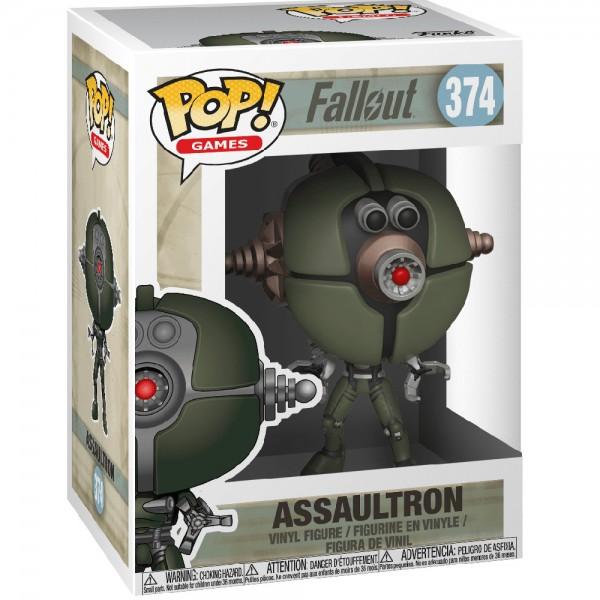 Фигурка Funko POP! Vinyl: Games: Fallout S2: Assaultron