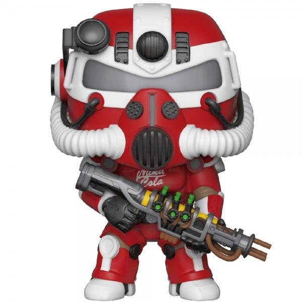 Фигурка Funko POP! Vinyl: Games: Fallout: T-51 Power Armor (Nuka Cola Paint Job)