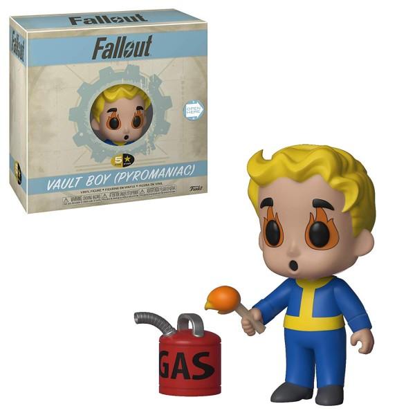 Фигурка Funko Vinyl Figure: 5 Star: Fallout: Волт-Бой (Pyromaniac)