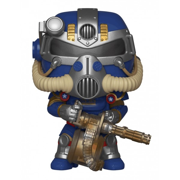 Фигурка Funko POP! Vinyl: Games: Fallout 76: T-51 Power Armor (Эксклюзив)
