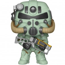 Фигурка Funko POP! Vinyl: Games: Fallout: T-51 Power Armor (GRN) (Эксклюзив)