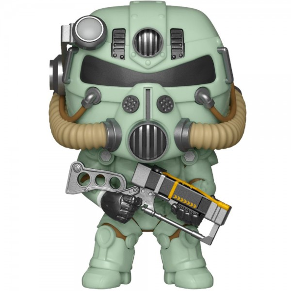 Фигурка Funko POP! Vinyl: Games: Fallout: T-51 Power Armor (Эксклюзив)