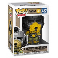 Фигурка Funko POP! Vinyl: Games: Fallout 76: Excavator Power Armor