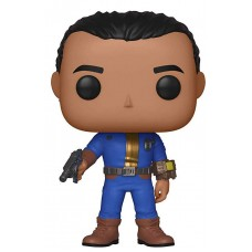 Фигурка Funko POP! Vinyl: Games: Fallout 76: Vault Dweller (Male)