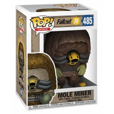 Фигурка Funko POP! Vinyl: Games: Fallout 76: Mole Miner