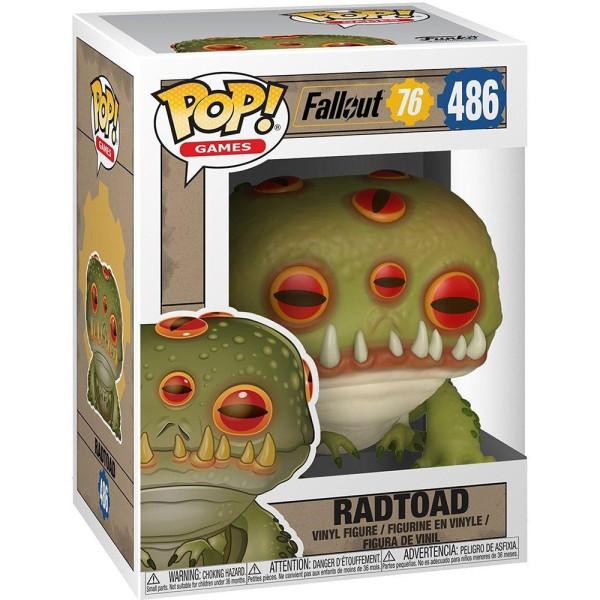 Фигурка Funko POP! Vinyl: Games: Fallout 76: Radtoad