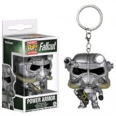 Брелок Funko Pocket POP! Fallout: Power Armor