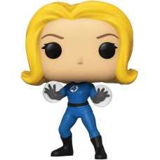 Фигурка Funko POP! Bobble: Marvel: Fantastic Four: Invisible Girl