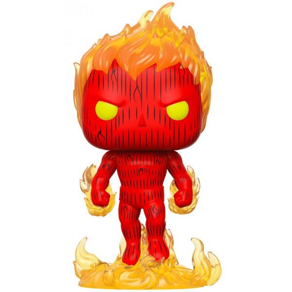 Фигурка Funko POP! Bobble: Marvel: Fantastic Four: Human Torch