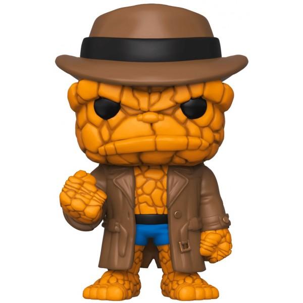Фигурка Funko POP! Bobble: Marvel: Fantastic Four: The Thing Disguised (Эксклюзив)