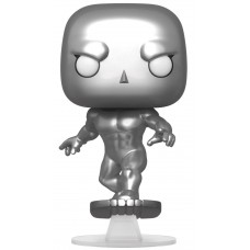 Фигурка Funko POP! Bobble: Marvel: Fantastic Four: Silver Surfer