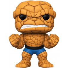 Фигурка Funko POP! Bobble: Marvel: Fantastic Four: The Thing 25 см (Эксклюзив)