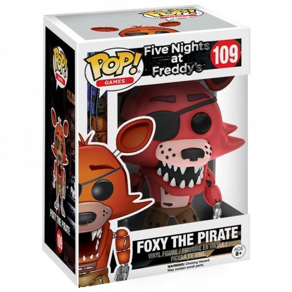 Фигурка Funko POP! Games: FNAF: Foxy The Pirate