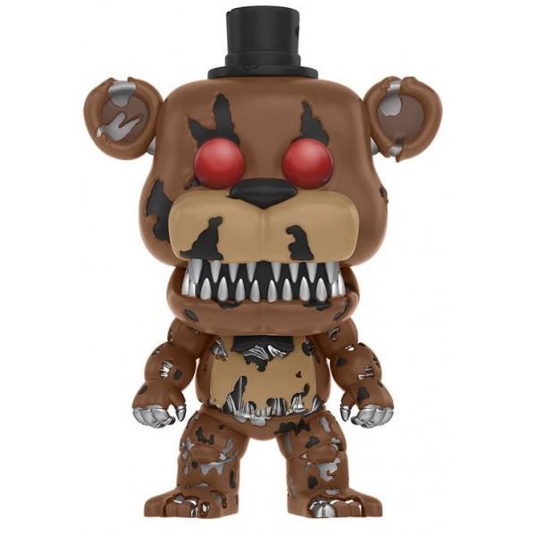 Фигурка Funko POP! Vinyl: Games: FNAF: Nightmare Freddy