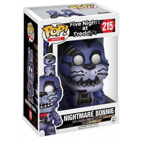 Фигурка Funko POP! Vinyl: Games: FNAF: Nightmare Bonnie