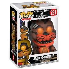 Фигурка Funko POP! Vinyl: Games: FNAF: Jack-O-Bonnie