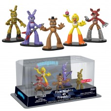 Funko Vinyl Figure: Hero World: FNAF 5-Pack (Эксклюзив)