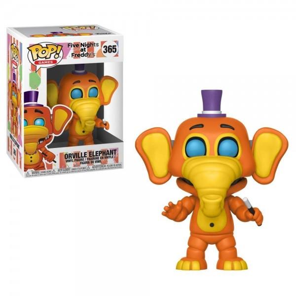 Фигурка Funko POP! FNAF Pizza: Orville Elephant из игры 5 ночей с Фредди