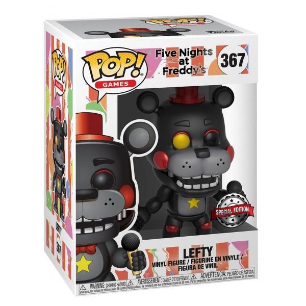 Фигурка Funko POP!  FNAF Pizza: Lefty