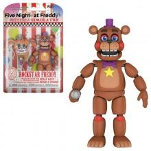 Фигурка Funko Action Figure: FNAF PizzaSim: Rockstar Freddy
