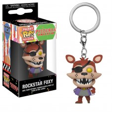 Брелок Funko Pocket POP!: FNAF: Rockstar Foxy
