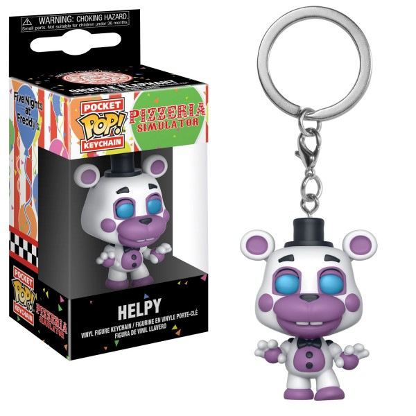 Брелок Funko Pocket POP!: FNAF: Helpy (Хелпи)