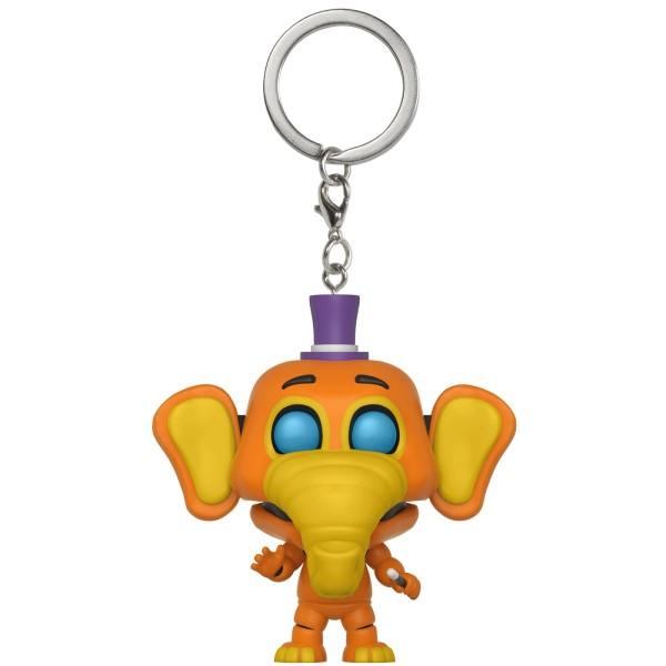 Брелок Funko Pocket POP!: FNAF: Orville (Слон Орвилл)