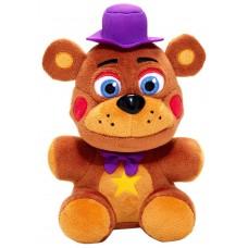 Мягкая игрушка Funko: FNAF Pizza Sim: Rockstar Freddy