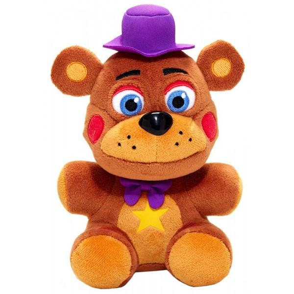 Мягкая игрушка Funko: FNAF Pizza Sim: Рок-звезда Фредди (Rockstar Freddy)