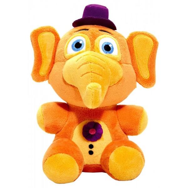 Мягкая игрушка Funko: FNAF Pizza Sim: аниматроник Слон Орвилл (Orville Elephant)