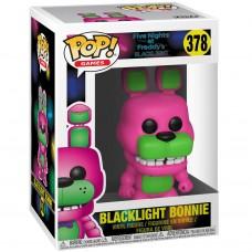 Фигурка Funko POP! FNAF Blacklight: Bonnie the Rabbit (Эксклюзив)