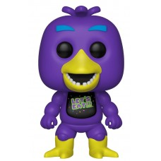Фигурка Funko POP! Vinyl: Games: FNAF Blacklight: Chica (Эксклюзив)