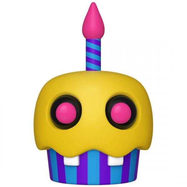 Фигурка Funko POP! FNAF Blacklight: Cupcake (Кексик) (Exc)