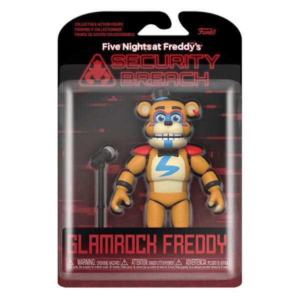 Фигурка Funko Action Figures: FNAF: Security Breach: Glamrock Freddy