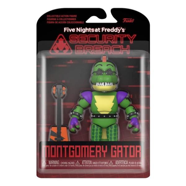 Фигурка Funko Action Figures: FNAF: Security Breach: Montgomery Gator