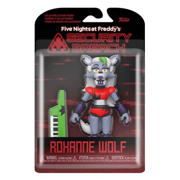 Фигурка Funko Action Figures: FNAF: Security Breach: Roxanne Wolf