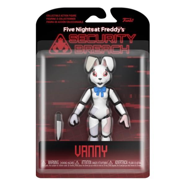 Фигурка Funko Action Figures: FNAF: Security Breach: Vanny