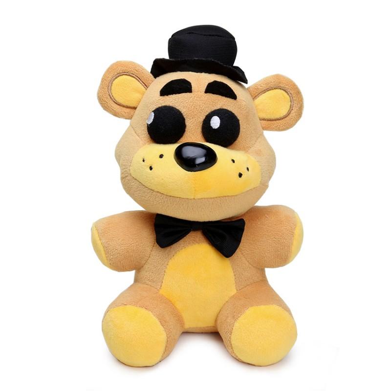 картинка плюшевые игрушки фнаф золотой фредди возможен