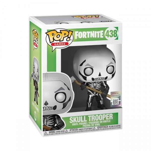 Фигурка Funko POP!  Fortnite: Skull Trooper (Скелет)