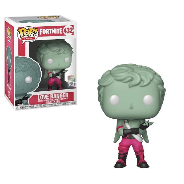 Фигурка Funko POP!  Fortnite: Love Ranger (Рейнджер любви)
