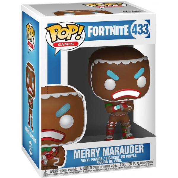 Фигурка Funko POP!  Fortnite: Merry Marauder (Весёлый погромщик)