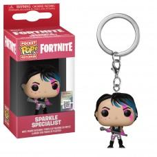 Брелок Funko Pocket POP!: Fortnite: Sparkle Specialist