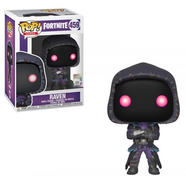 Фигурка Funko POP!  Fortnite: Raven (Ворон)