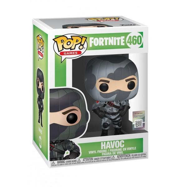 Фигурка Funko POP!  Fortnite: Havoc (Опустошитель)