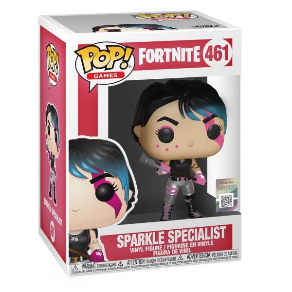 Фигурка Funko POP!  Fortnite: Sparkle Specialist (Искромётный специалист)