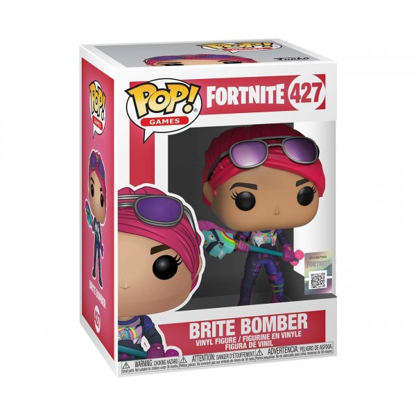 Фигурка Funko POP!  Fortnite: Brite Bomber (Бомбистка-идеалистка)