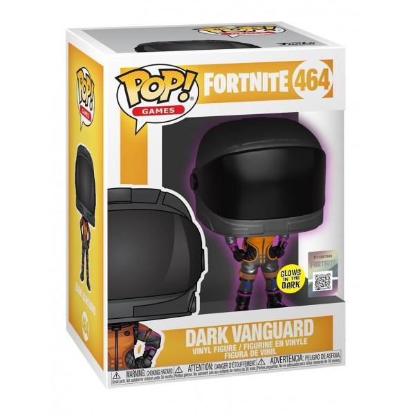 Фигурка Funko POP!  Fortnite: Dark Vanguard (Тёмная странница)